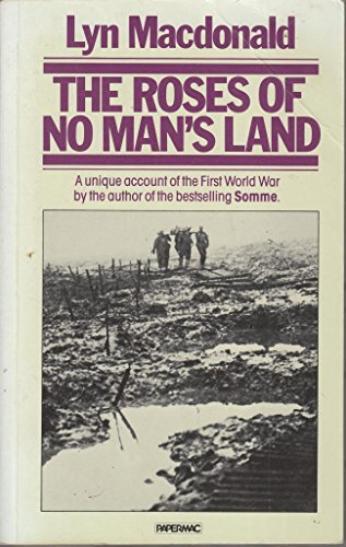 9780333366479: The Roses of No Man's Land
