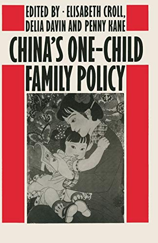 9780333367124: China's One-Child Family Policy