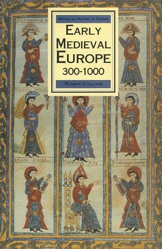 9780333368251: Early Mediaeval Europe, 300-1000 (Macmillan history of Europe)