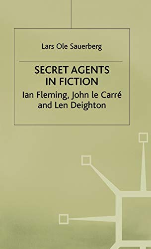 9780333368619: Secret Agents in Fiction (Studies in Twentieth-Century Literature)