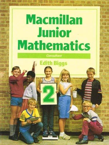 9780333369609: Macmillan Junior Mathematics: Bk. 2