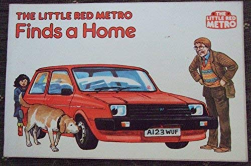 9780333370346: The Little Red Metro Finds a Home