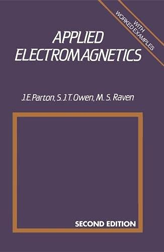 9780333371015: Applied Electromagnetics