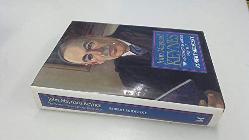 9780333371381: John Maynard Keynes: The Economist as Saviour, 1920-37 v. 2 (Keynesian Studies)
