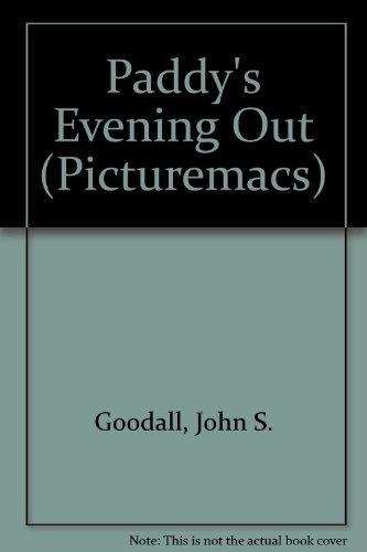 9780333371411: Paddy's Evening Out (Picturemacs)