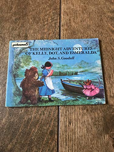 9780333371428: Midnight Adventures of Kelly, Dot and Esmeralda (Picturemacs)
