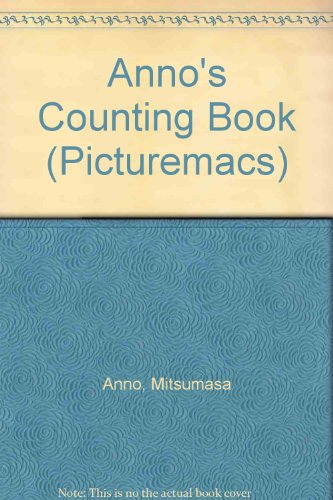 9780333371473: Anno's Counting Book (Picturemacs)