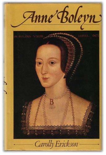 9780333371787: Anne Boleyn