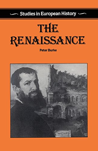 9780333372012: The Renaissance (Studies in European History (Hardcover))