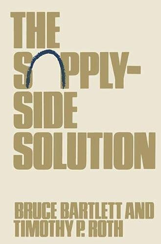 9780333373644: Supply Side Solution