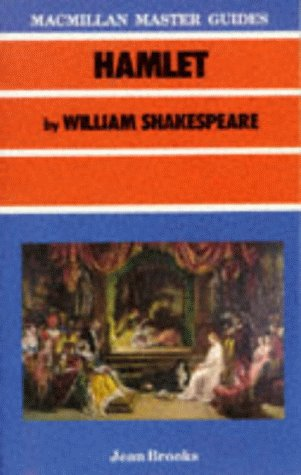 9780333374320: Hamlet by William Shakespeare (Palgrave Master Guides)