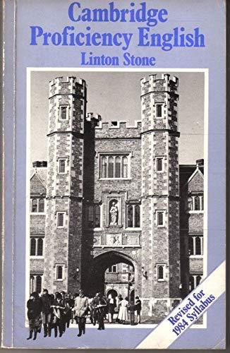 9780333374580: Cambridge Proficiency English