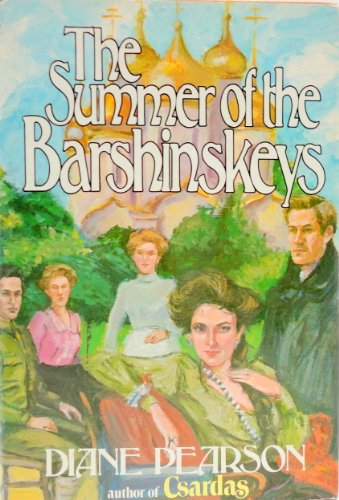 9780333375600: The Summer of the Barshinskeys