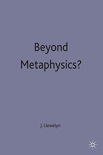 9780333375815: Beyond Metaphysics? (Modern Introductions to Philosophy)