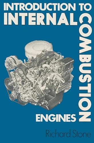 9780333375938: Introduction to Internal Combustion Engines