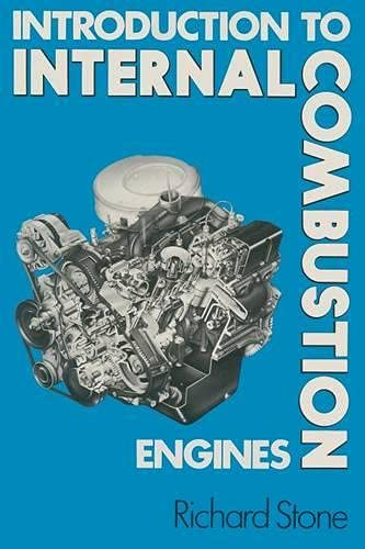Introduction to Internal Combustion Engines: Richard Stone