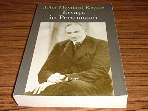 9780333376027: Essays in Persuasion: v. 9 (Collected works of Keynes)