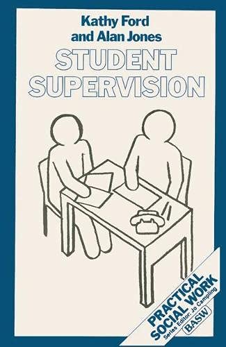9780333376720: Student Supervision (British Association of Social Workers (BASW) Practical Social Work)