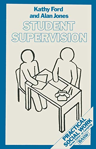 9780333376737: Student Supervision (Practical Social Work Series)