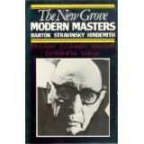 9780333376836: The New Grove Modern Masters. Bartok. Stravinsky. Hindemith. (New Grove Composer Biography Series)