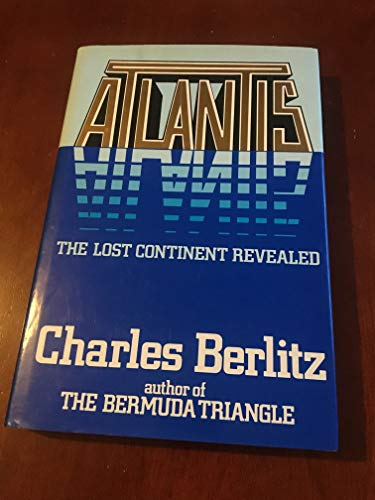 9780333378496: Atlantis: the lost continent revealed