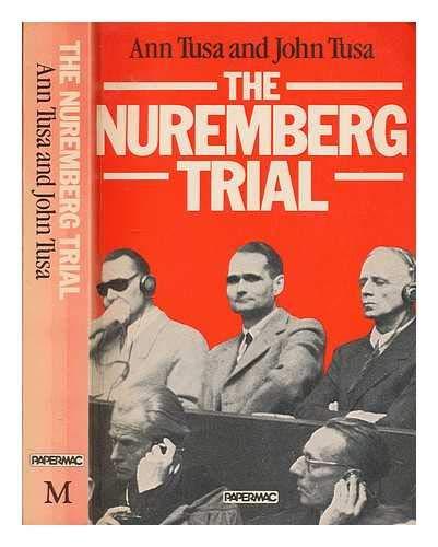 9780333379141: The Nuremberg Trial