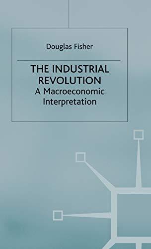 9780333379356: The Industrial Revolution: A Macroeconomic Interpretation