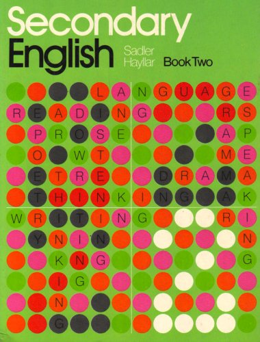 9780333380345: Secondary English: Bk. 2 (Secondary English 1-4)