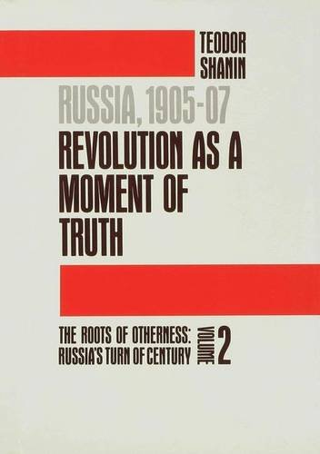 9780333382523: Russia, 1905-07: v. 2: Revolution as a Moment of Truth
