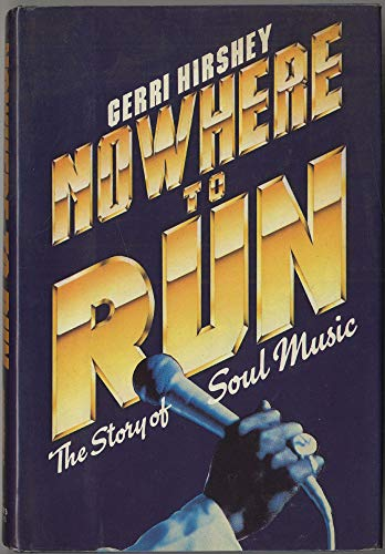 9780333382653: Nowhere to Run: Story of Soul Music
