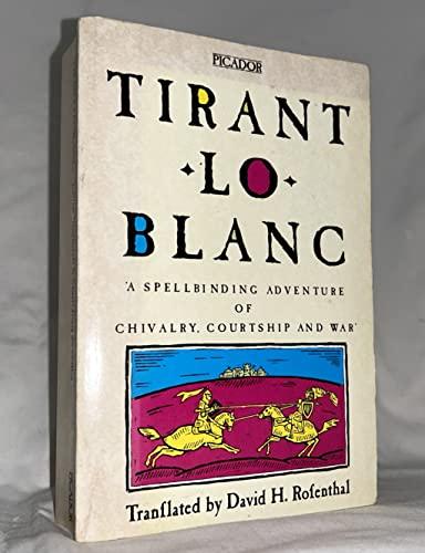 9780333383261: Tirant Lo Blanc