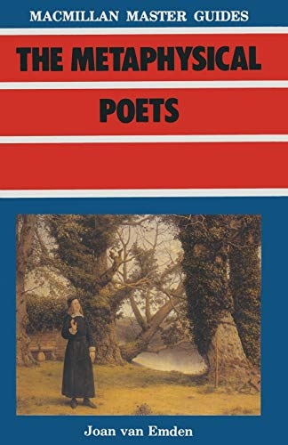 9780333384046: The Metaphysical Poets (Palgrave Master Guides)