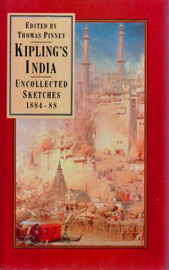 9780333384671: Kipling's India: Uncollected Sketches, 1884-88