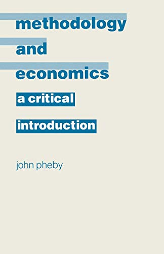 9780333385111: Methodology and Economics: A Critical Introduction