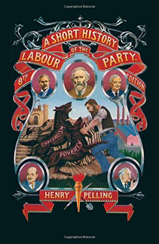 9780333386927: A Short History of the Labour Party