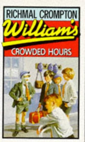 9780333389027: William's Crowded Hours