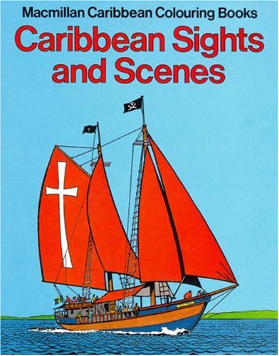 9780333389157: Caribbean Sights and Scenes: Colouring Book (Macmillan Caribbean colouring books)