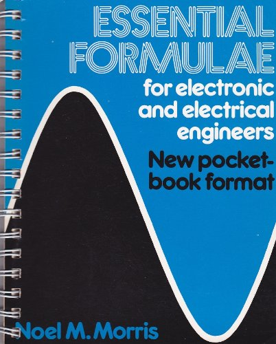 9780333390092: Essential Formulae for Electronic and Electrical Engineers