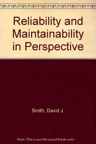 9780333391167: Reliability and Maintainability in Perspective