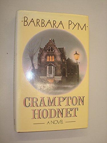 9780333391297: Crampton Hodnet: a novel