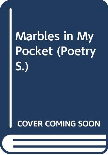 9780333392027: Marbles in My Pocket (Poetry)
