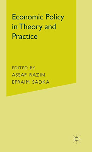 9780333392591: Economic Policy in Theory and Practice