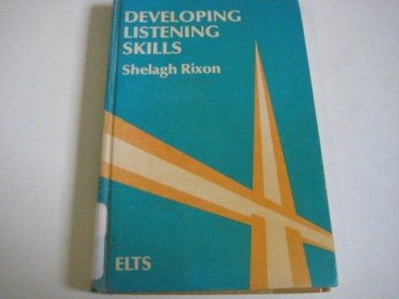 9780333392850: Developing Listening Skills