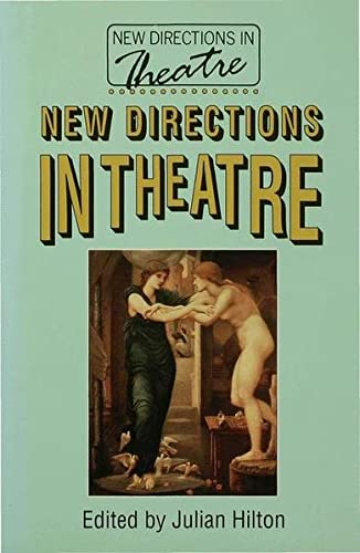 9780333392911: New Directions in Theatre