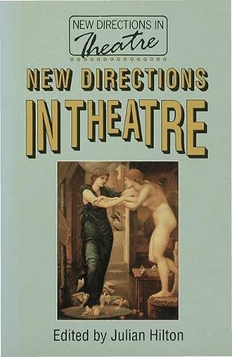 9780333392928: New Directions in Theatre