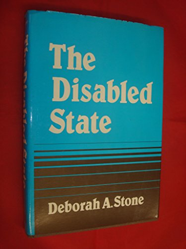 9780333393116: The Disabled State