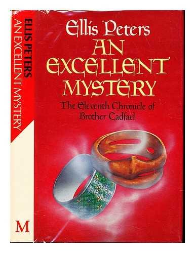 9780333393130: An Excellent Mystery