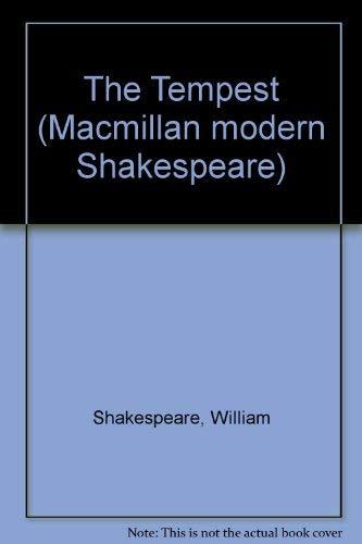 9780333393413: The Tempest (Macmillan Modern Shakespeare)