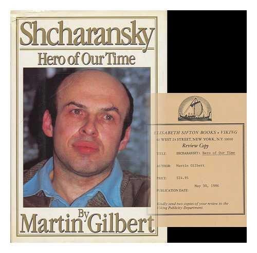 9780333395042: Shcharansky: Hero of Our Time