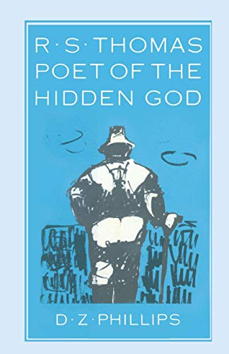 9780333395592: R. S. Thomas: Poet of the Hidden God: Meaning and Mediation in the Poetry of R. S. Thomas